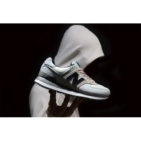 New balance 574 autumn new colorway designed for girls