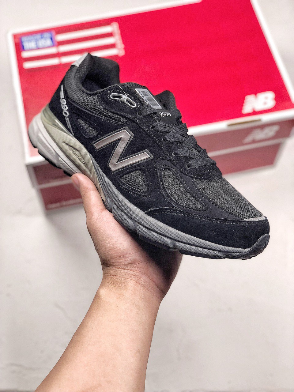 huge selection of b5889 7aa36 New Balance China Fake 990