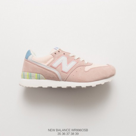 WR996OSB New Balance Classic Womens New Balance 996 Womens Smooth Shoe Design With Delicate Leather Upper