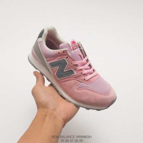 New balance / new balance 996 classic high quality womens smooth shoe design with delicate leather upper