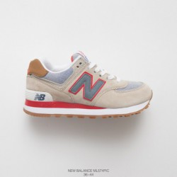 ML574PIC Classic Hot UNISEX New Balance Nb Official 574 Classic UNISEX Vintage Jogging Shoes