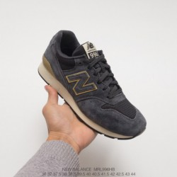 New-Balance-996-Blancas-996-New-Balance-White-MRL996HB-New-Balance-996-High-popularity-New-Balance-996-Simple-Vintage-Color-to