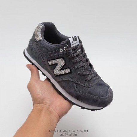 New balance 574 womens suspension stabilizer trainers shoes