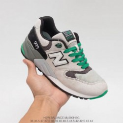 Womens-New-Balance-999-Walking-Shoes-ML999KGP-New-Balance-NB999-Vintage-shoes-Taiwan-imported-High-quality-Pigskin-material-ori