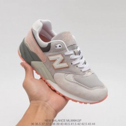 Ml999kgp New Balance Nb999 Vintage Shoes Taiwan Imported High Quality Pigskin Material Original Standard Classic UNISEX Leisure