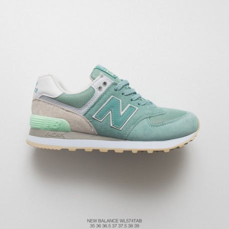 new balance 574 trainers women