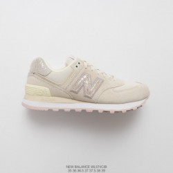 WL574CIB Womens New Balance 574 Womens Pro Is A Graded Material Detail With The Same Color As The Original Sha La La