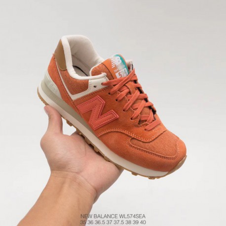 New balance / New Balance WL574SEA Pro Is A Graded Material With The Same Level Of Detail. The Shoe Is Treated With The Same Co
