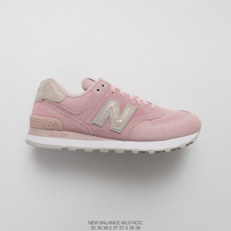 WL574CIC Womens New Balance 574 Pro Is A Graded Material With More Detail Than The Original. No Shaft Color Shading Original La