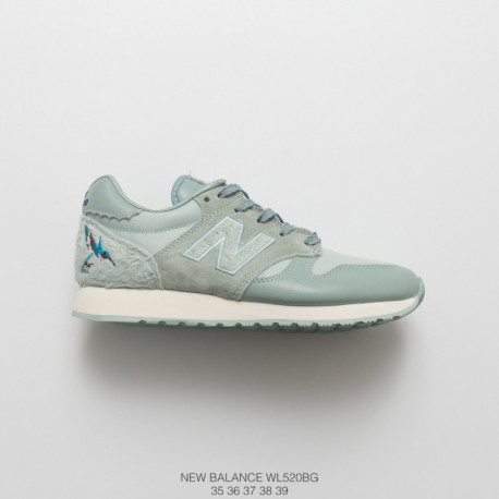 1790cf8409 New Balance Pink 996 Trainers,New Balance 996 Trainers,WL520BG  NewBalance/NB 520 Embroidery Casual Trainers Shoes
