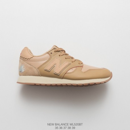 Wl520bt newbalance/Nb 520 embroidery casual trainers shoes