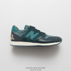 Wl520bn newbalance/Nb 520 embroidery casual trainers shoes