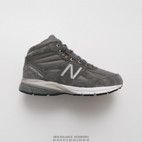 Mo990gr4 FSR New Balance Made In America 990 High President Vintage Sport Trainers Shoes