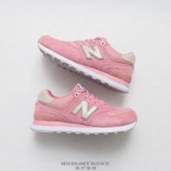 Wl574esp Official Deadstock New Balance Nb 2018 Official 574 Deadstock Womens Vintage Jogging Shoes Lightpink