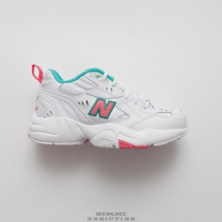 New Balance Turns Over Womens New Balance Newbalance Li Zhien The Same Style Casual Jogging Dad Sneaker Web Celebrity Instagram