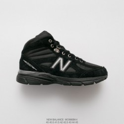 Mo990bk4 FSR New Balance Made In America 990 High President Vintage Sport Trainers Shoes