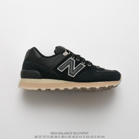 New Balance Ml574 VS P Ro Is A Graded Material With The Same Level Of Detail. The Shoe Is Treated With The Same Color Shading.