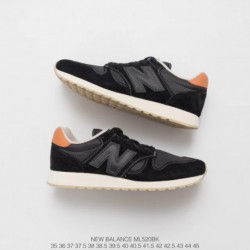 New-Balance-520-Hairy-Suede-ML520BK-Suede-New-Balance-520-is-a-574-sized-Vintage-casual