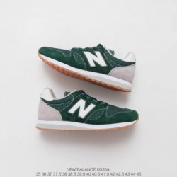 New-Balance-520-Suede-Trainers-In-Blue-ML520BK-Suede-New-Balance-520-is-a-574-sized-Vintage-casual