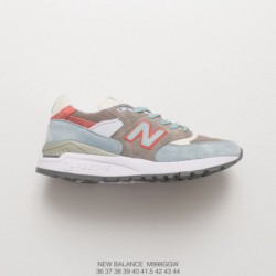 All Leather Upper Made In America 998 New Balance 998 Is The Most Sought After Addition To New Balance 996.