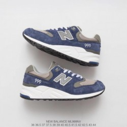 New-Balance-999-Purple-Grey-ML999CGL-FSR-New-balance-NB999-Vintage-shoes-Taiwan-imported-Pigskin-material-original-standard