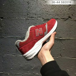 New balance m007 new balance 007 winter cotton-wool Blend Warm Vintage Leisure UNISEX Trainers Shoes
