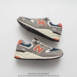 Ml999ad New Balance 999 Vintage Increased Running Sportshoes With Abss