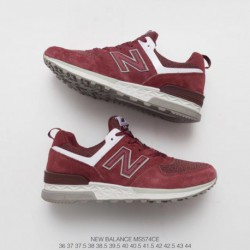 Most-Popular-New-Balance-574-New-Balance-Classic-574-Burgundy-MS574CE-New-Balance-574-V2-574-is-arguably-the-classic-and-most-p