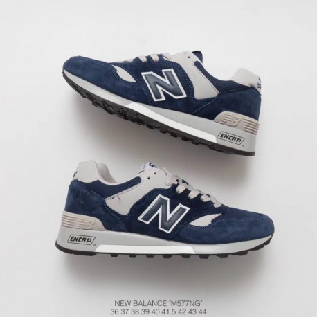 M577ng New Balance 577 UNISEX Pigskin Trainers Shoes