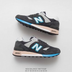 New-Balance-577-Sale-Uk-M577DGB-New-Balance-577-UNISEX-Pigskin-Trainers-Shoes