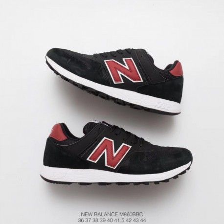 M860bbc new balance 860 pigskin mesh trainers shoes