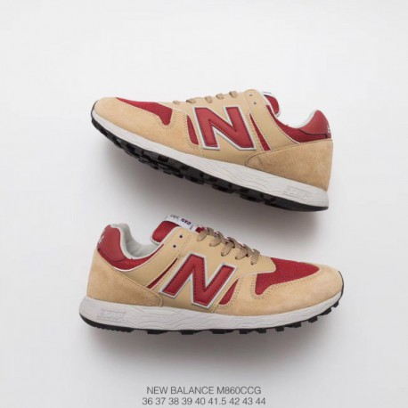 M860cgg new balance 860 pigskin mesh trainers shoes