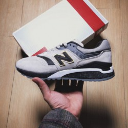 330805 New Balance 997.5 Vintage New Balance 997.5 Adopts Two Popularities In 99X