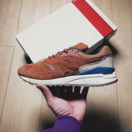 330605 New Balance 997.5 Vintage New Balance 997.5 Adopts Two Popularities In 99X