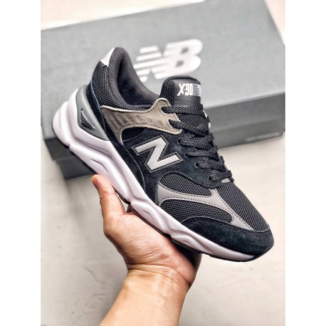 New Balance X90 Vintage And Performance Fusion Silhouettes Are All In Vintage Style