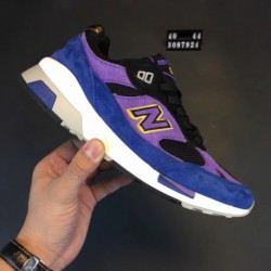Male code 40-44 new balance 991.5 british pigskin breathable net cloth outdoor light racing shoes