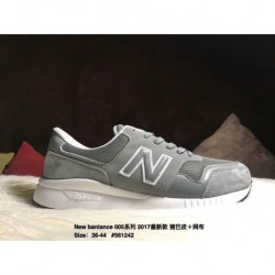 UNISEX 36-44 new balance /New banlance 005 2017 new deadstock pigskin net cloth high quality breathable leisure shoe