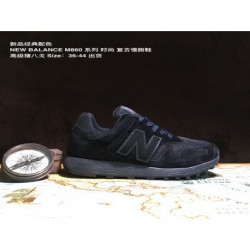 new balance walking shoes mens brown walking shoes unisex code 36 44 new balance m860 classic new colorway import premium pigsk