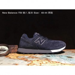 Male code 40-44 new balance /tb Deadstock High Quality Pigskin Fashion Vintage Jogging Shoes Men's Casual Skate Shoes