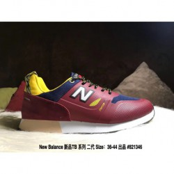 UNISEX 36-44 New Balance Deadstock Tb Second Generation Fashion Casual Vintage Jogging Shoes High Quality Jaguar Breathing Net
