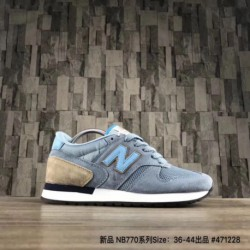 UNISEX 36-44 new balance mrl 770 new colorway classic fashion all-match Taiwan Imported Pigskin High Quality UNISEX Couple Leis