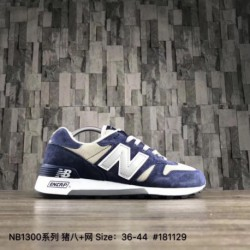 UNISEX Code 36-44 Best Selling New Balance / New Banlance King Of The Kings Nb1300 Taiwan Imported Pigskin Leather Bespoke Rare
