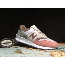 UNISEX Code 36-44 New Balance/m997 Official Website Deadstock Vintage Jogging Shoes New Colorway Synchronous Sales