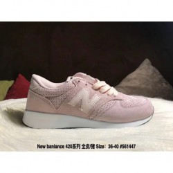 Female code 36-40 new balance /New banlance 420 official website most new colorway full leather / pigskin autumn and winter lei