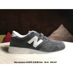 UNISEX Code 36-44 new balance /New banlance 420 official website most new colorway full leather / pigskin autumn and winter lei