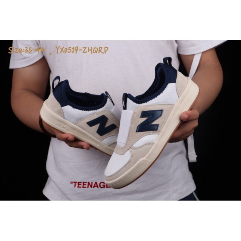 new balance loafers