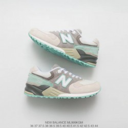 Ml999kgm New Balance 999 Vintage Increased Running Sportshoes With Abss