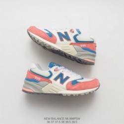 Ml999psw New Balance 999 Vintage Increased Running Sportshoes With Abss