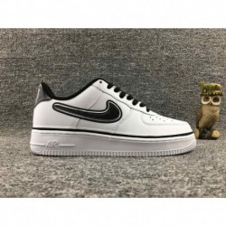 Nike air force 1 af1 air force one new balance a theme · white and black gradient tail