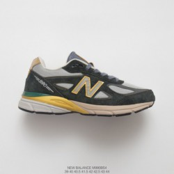M990bs4 Mens FSR New Colorway Ycmc X New Balance M990bs4 Benjamin Bread Overweight Crossover Usd Colorway Deep Green Leather Up
